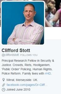 clifford stott
