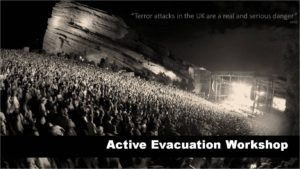 Active Evacuation Workshop